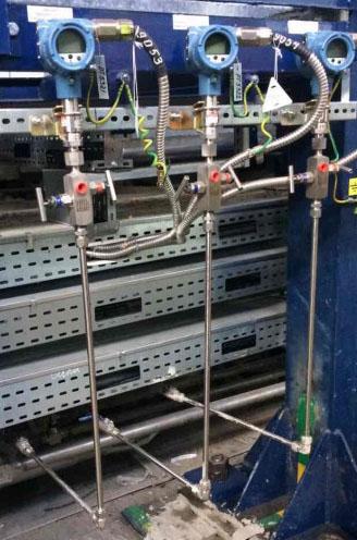 Применение вентильных клапанных блоков